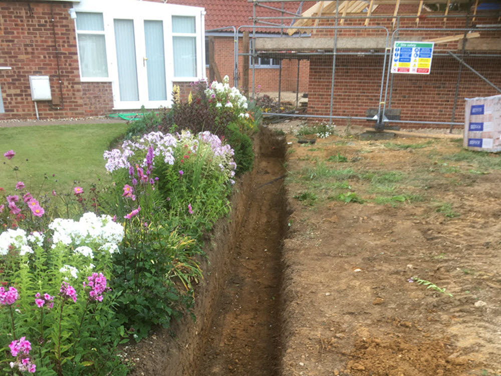 landscaping, Rougham