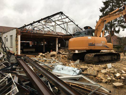 Demolition & Full Groundworks Saffron Walden