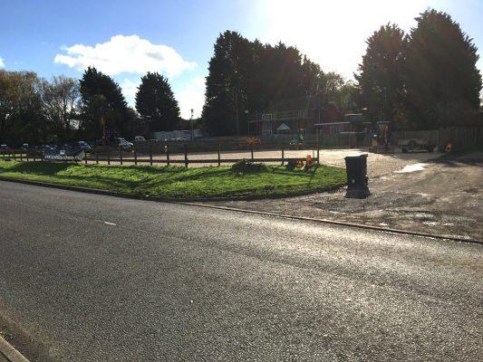 Resurface car park Haverhill